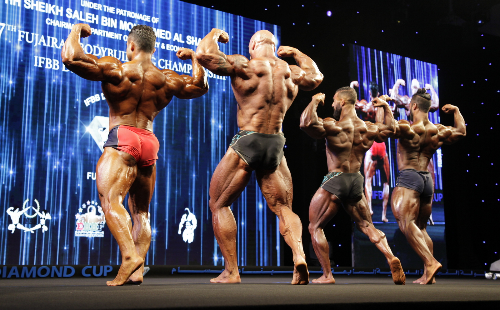 CLASSIC PHYSIQUE: NEW OFFICIAL IFBB DIVISION