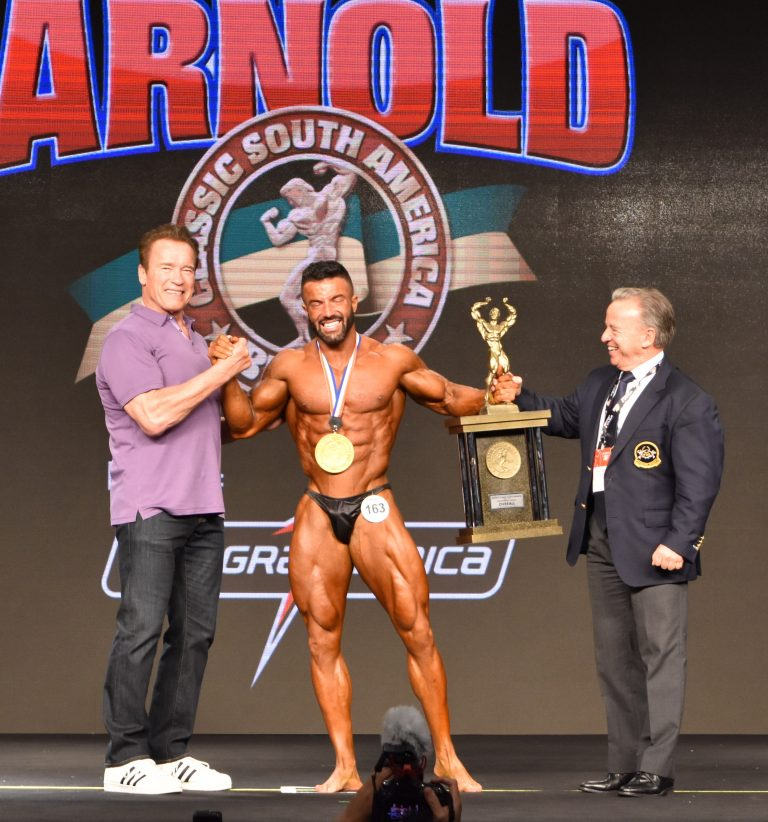 ARNOLD CLASSIC BRAZIL, SOUTH AFRiCA AND EUROPE