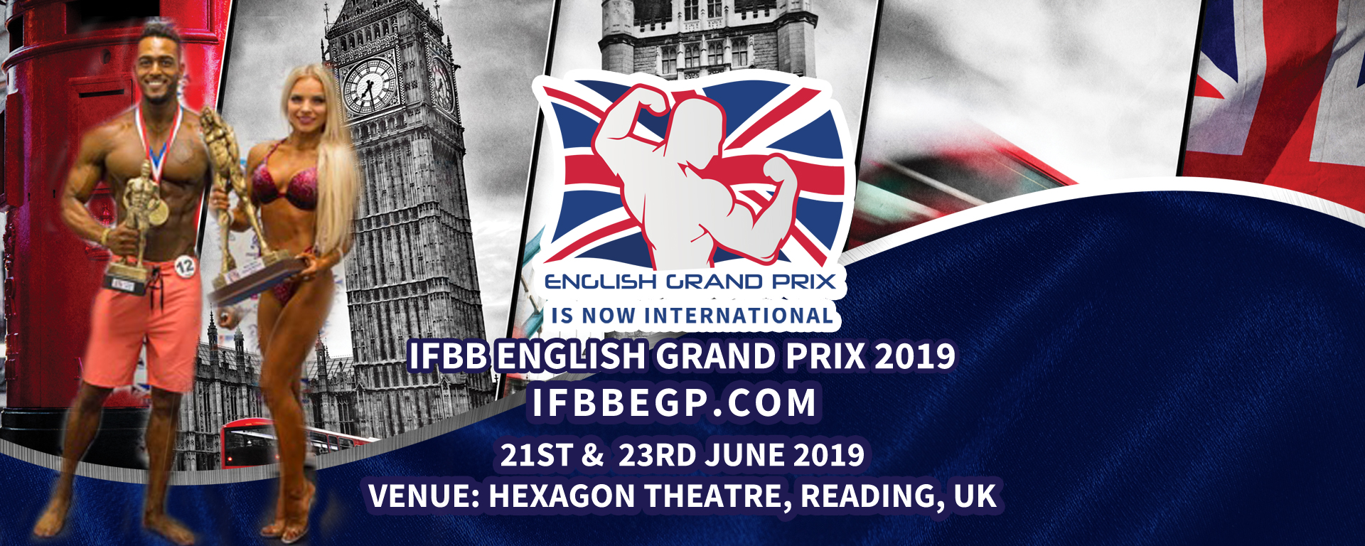Znalezione obrazy dla zapytania 2019 IFBB English Grand Prix
