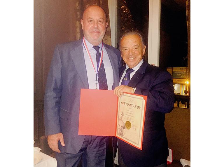 S & Antonio Espinos