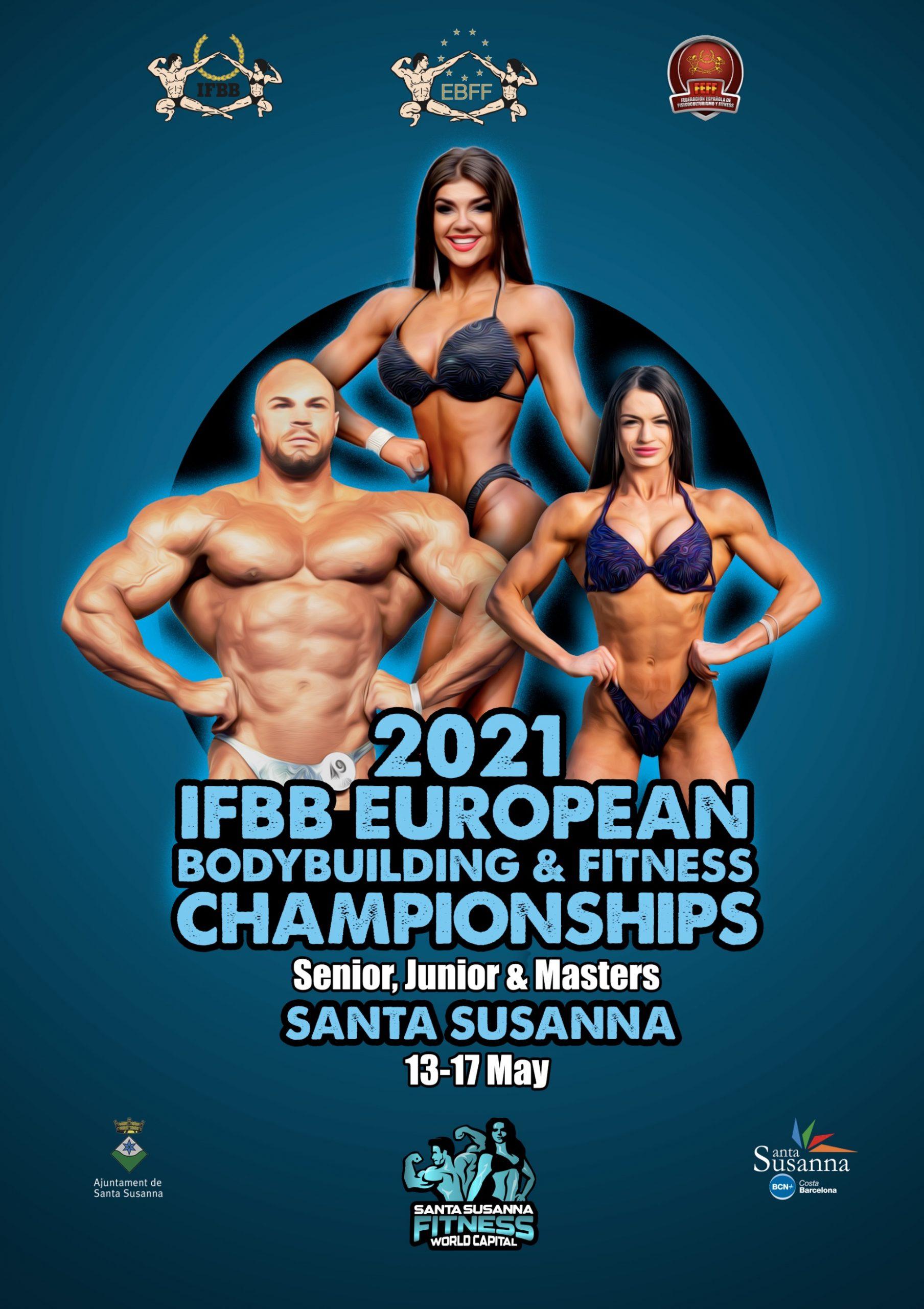 Ctos Europa IFBB 2021 Preselección España; Listados Finales (52)