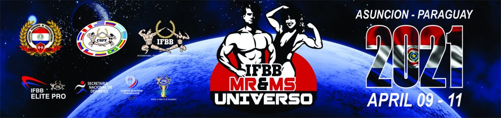 Events Archive   IFBB