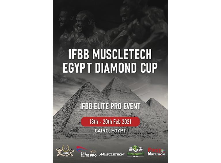 poster evento en el cairo