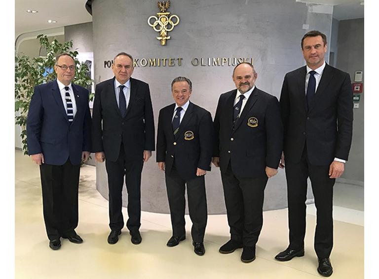 foto con el de comite olimpico