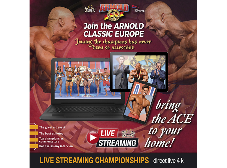 live streaming ACE C (IN)