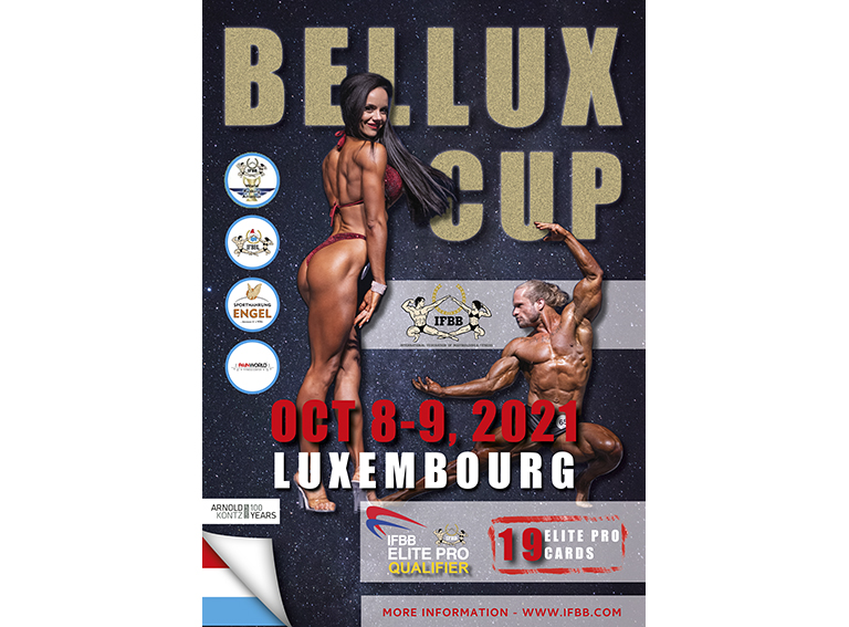 POSTER BELLUX CUP
